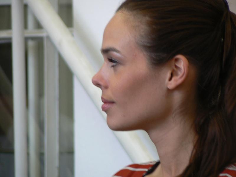 Miranda en profil
