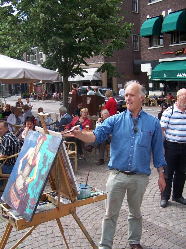 Robin in Dordrecht