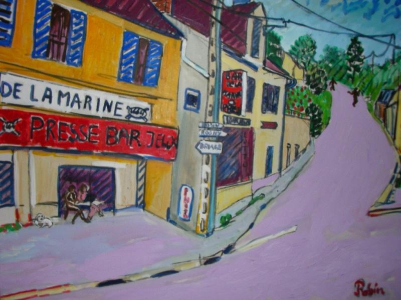 Restaurant de la Marine Trezee