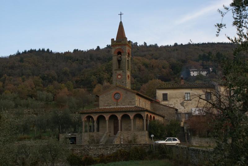 Kerkje Pomino (foto)