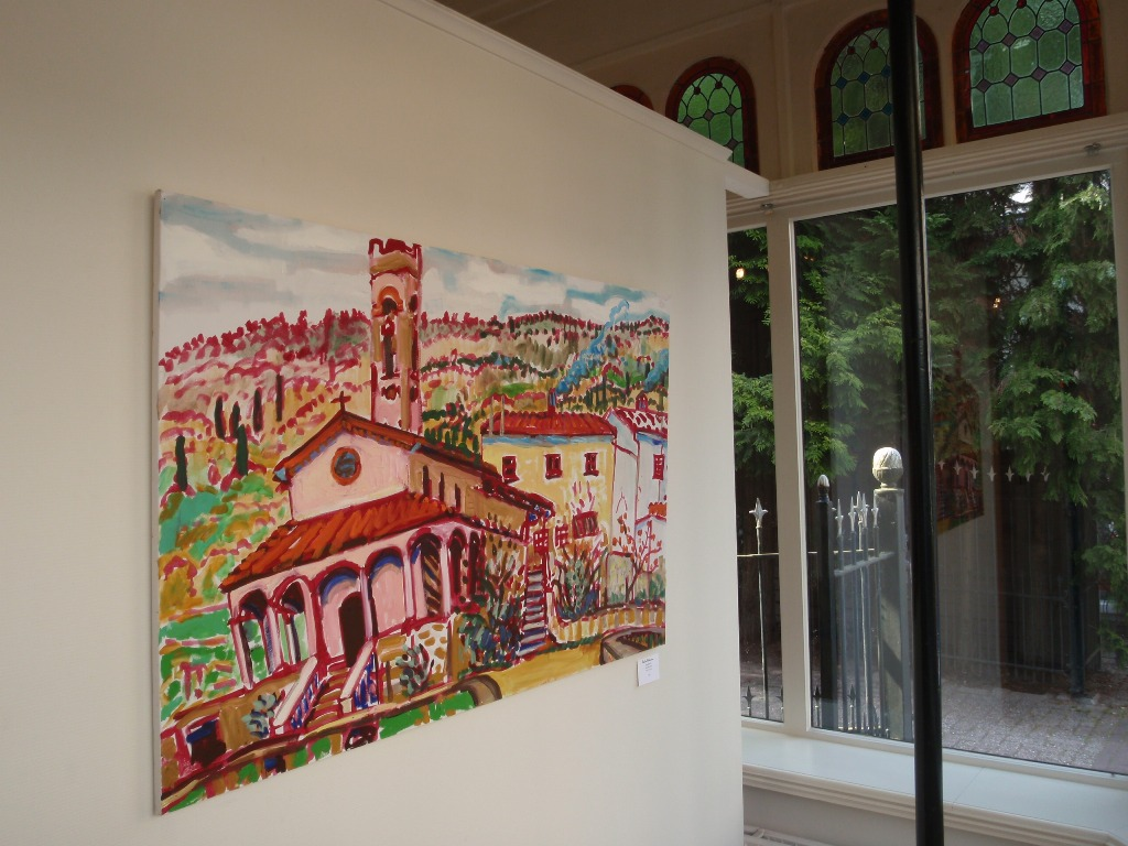 Kerk Petrognano
