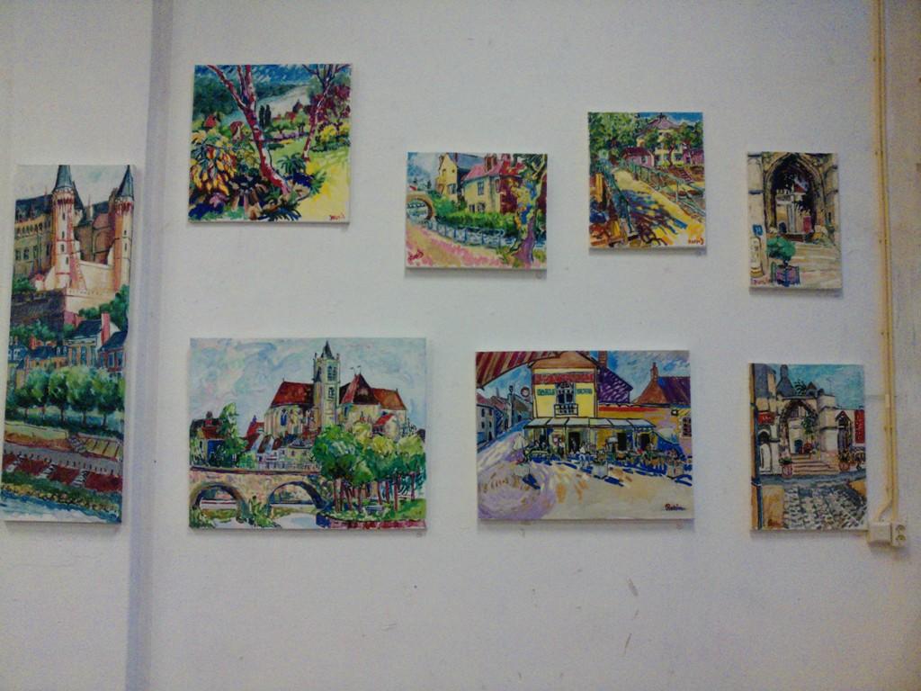 Bourgogne schilderijen