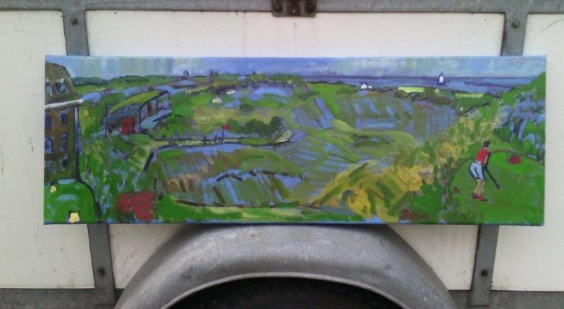 Domburg schilderweek