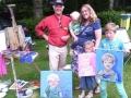 Kinderen schilderen
