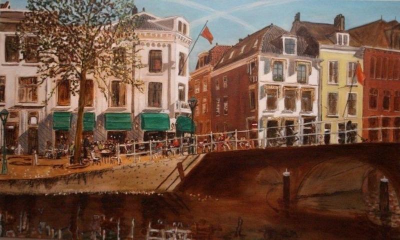 Barrera Rapenburg Leiden (120 x 200)