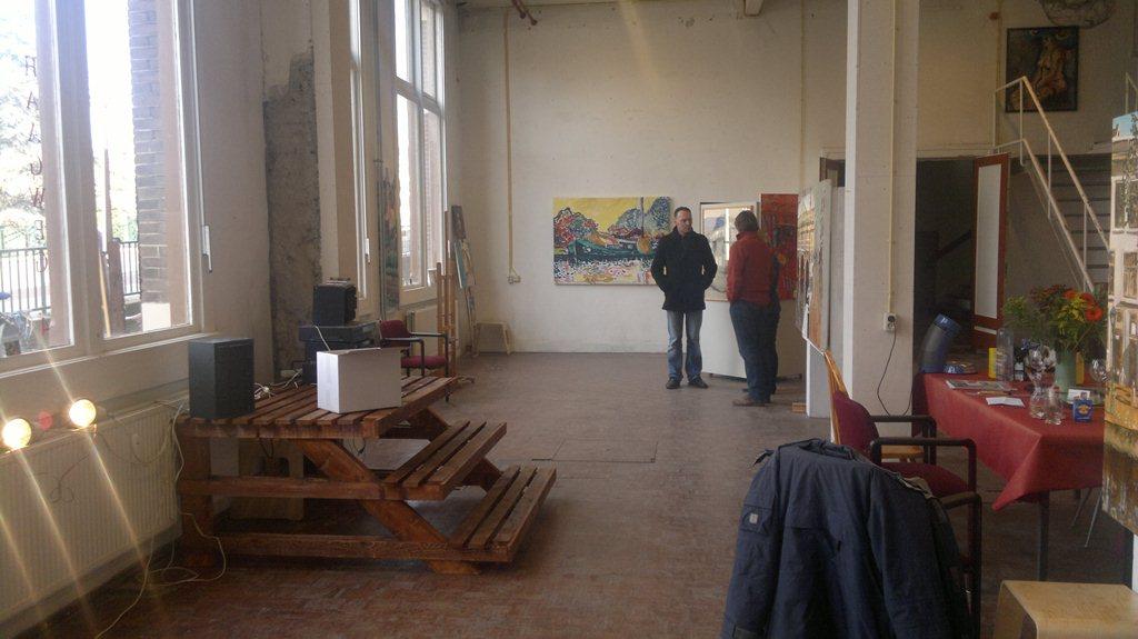 Expo galerie Haagweg 4 Leiden