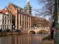 Foto Academiegebouw Leiden