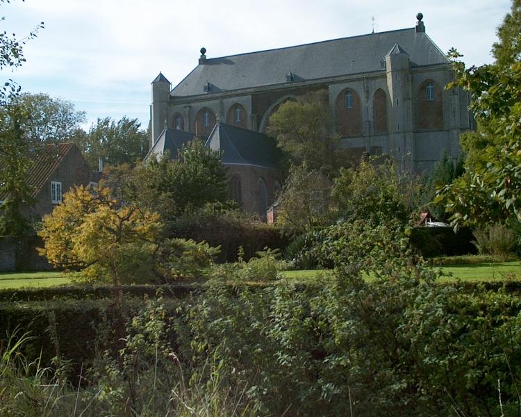 de grote kerk van veere