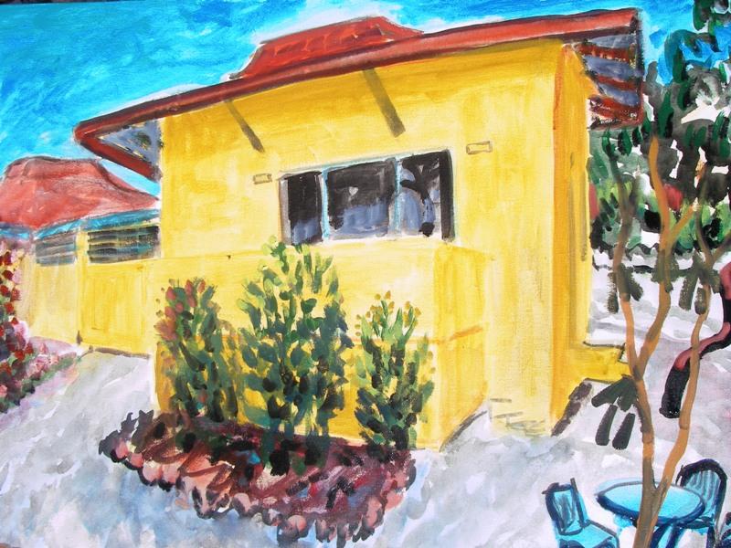 Huis Piscadera Bay