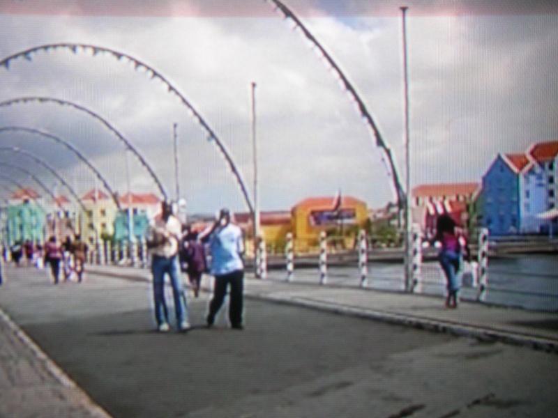 Foto beweegbare brug (Pontjesbrug)