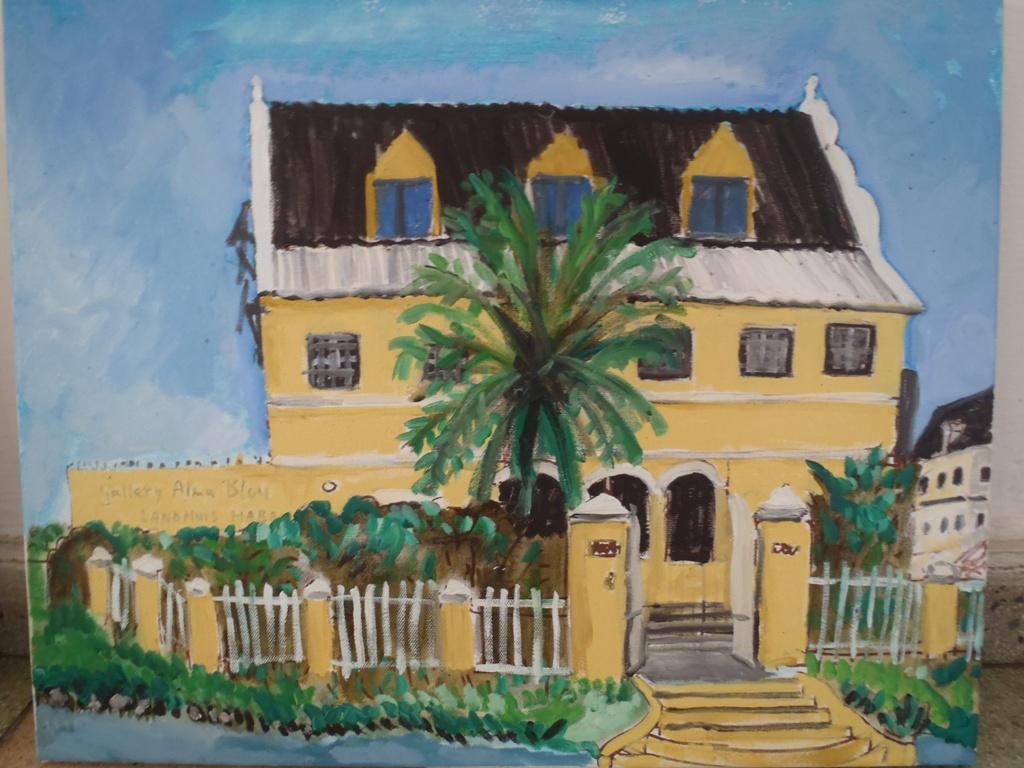 Landhuis Habaai